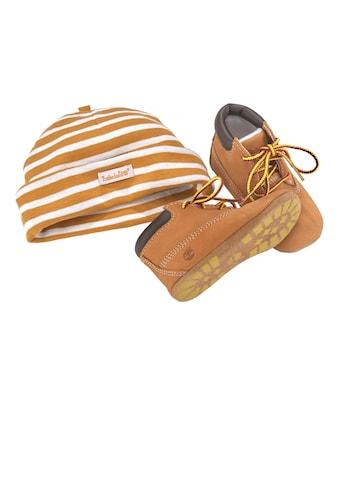 Timberland Babystiefel »Crib Bootie with Hat Set«, Setartikel kaufen