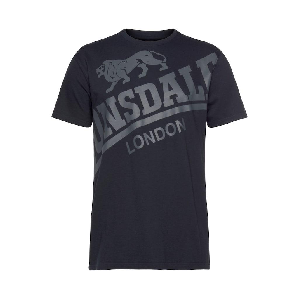 Lonsdale T-Shirt »WATTON«