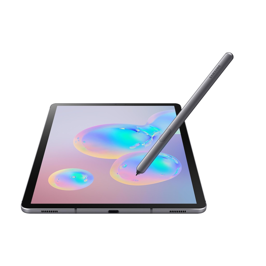 Samsung Tablet »Galaxy Tab S6 SM-T865 LTE 128 GB Schwarz«