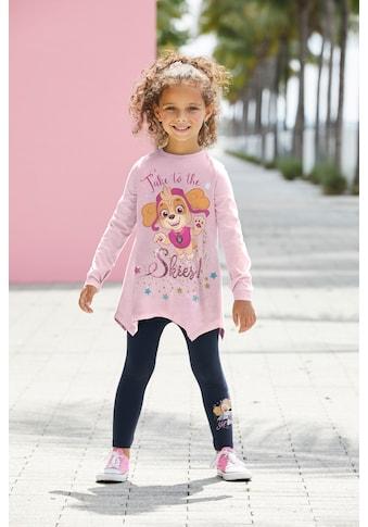 PAW PATROL Shirt & Leggings »TAKE TO THE SKIES!« (Set) kaufen