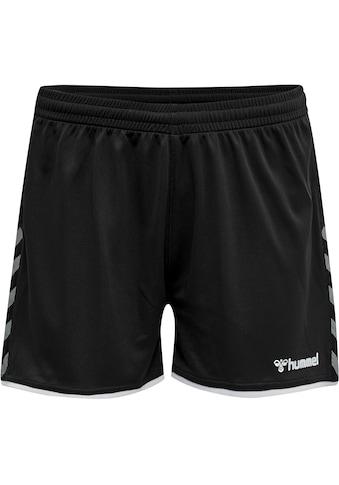 hummel Shorts »HML AUTHENTIC POLY SHORTS WOMAN« kaufen