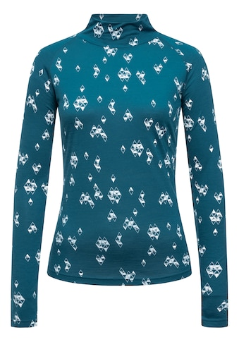 SUPER.NATURAL Longsleeve »W BASE TURTLE NECK 175 PRINTED« kaufen