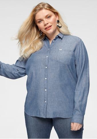 Lee® Plus Hemdbluse kaufen