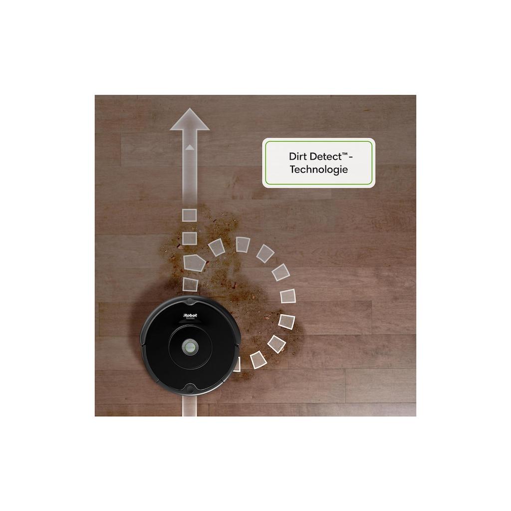 Saugroboter »Roomba 606«