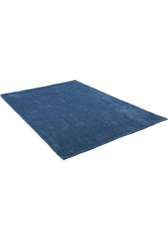 Hochflor - Teppich, »Alessandro«, THEKO, rechteckig, Höhe 25 mm, handgetuftet kaufen