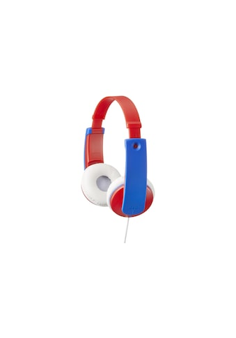 On - Ear - Kopfhörer, JVC, »HA - KD - 7 - R Rot Blau« kaufen