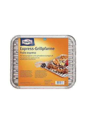 Grillschale Express, Toppits kaufen
