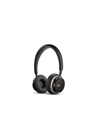 On - Ear - Kopfhörer, Jays Headphones, »u - Jays iOS Schwarz Goldfarben« kaufen