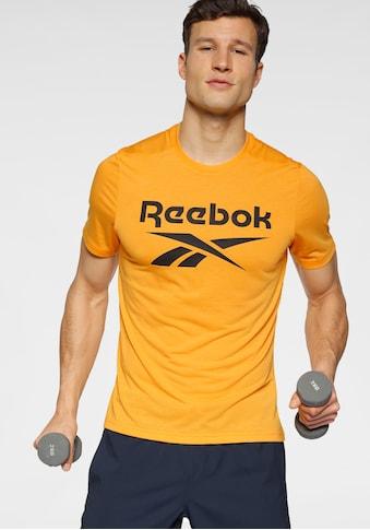 Reebok T-Shirt »WOR SUP SHORT SLEEVE GRAPHIC« kaufen