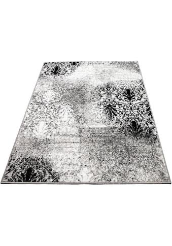 Teppich, »Greta«, einfach Schöner Farbwelten, rechteckig, Höhe 8 mm, maschinell gewebt kaufen