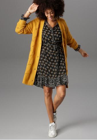 Aniston SELECTED Longstrickjacke acheter