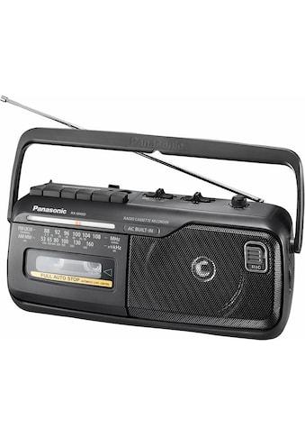 Panasonic »RX - M40DE - K« Radio kaufen