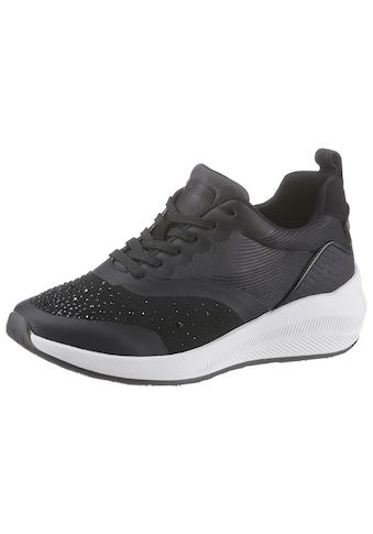 Tamaris Sneaker »Fashletics«, mit funkelnden Strass-Steinchen verziert kaufen