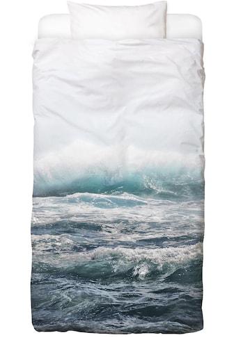 Bettwäsche »Big Splash Hawaii«, Juniqe kaufen