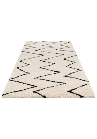 MINT RUGS Hochflor-Teppich »Jara«, rechteckig, 35 mm Höhe, besonders weich durch... kaufen