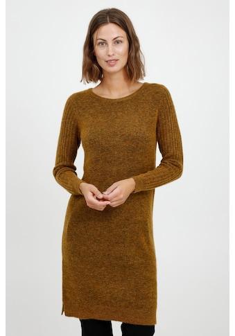 fransa Strickkleid »FRCESANDY 3 Dress 20609723«, Klassisches Strickkleid für kalte Tage kaufen