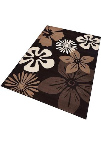 Teppich, »Flora«, HANSE Home, rechteckig, Höhe 9 mm, maschinell gewebt kaufen