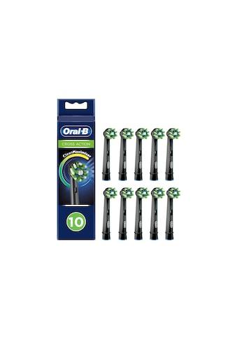 Zahnbürstenkopf, Oral - B, »CrossAction CleanMaximiser« (10 Stck.) kaufen