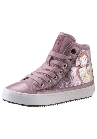 Geox Kids Sneaker »KALISPERA GIRL«, Disney Princess Edition kaufen