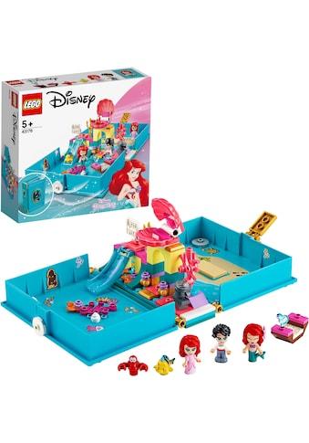 LEGO® Konstruktionsspielsteine »Arielles Märchenbuch (43176), LEGO® Disney Princess™«,... kaufen