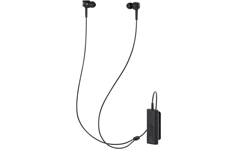 Image of audio-technica In-Ear-Kopfhörer »ATH-ANC100BT Schwarz«, Rauschunterdrückung