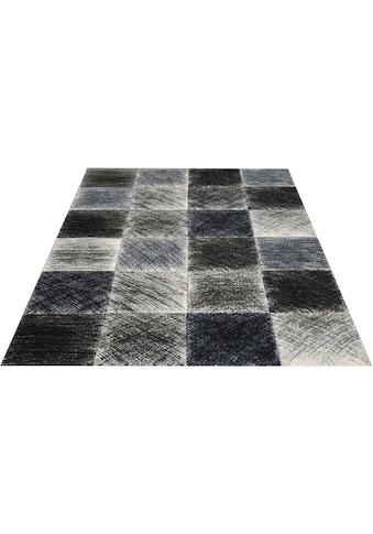 merinos Teppich »Indigo 22170«, rechteckig, 13 mm Höhe, Wohnzimmer kaufen
