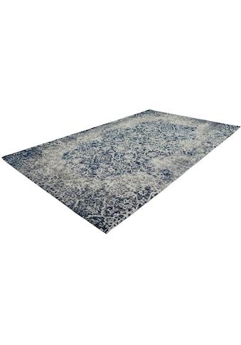 Kayoom Teppich »River 140«, rechteckig, 10 mm Höhe, Besonders weich durch Microfaser,... kaufen