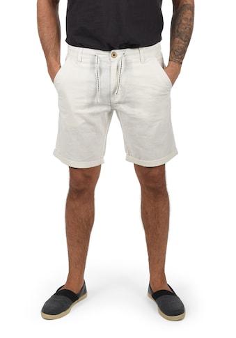 Blend Shorts »Lenno«, Leinen-Shorts mit Kordeln kaufen