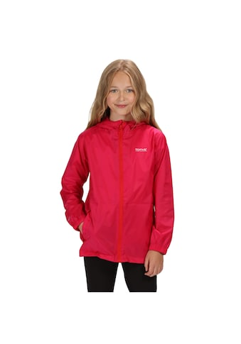 Regatta Regenjacke »Great Outdoors Kinder Kids Pack It Jacke III, wasserfest« kaufen