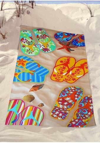 Strandtuch »Flip Flop« kaufen