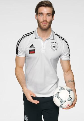 adidas Performance Poloshirt »DFB 3 STRIPES POLO« kaufen