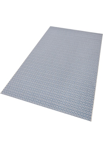 Teppich, »Coin«, bougari, rechteckig, Höhe 8 mm, maschinell gewebt kaufen