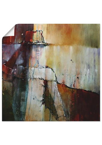 Artland Wandbild »Elena mit Hut« kaufen