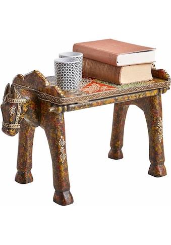 Home affaire Sitzhocker »Pferdekopf« kaufen