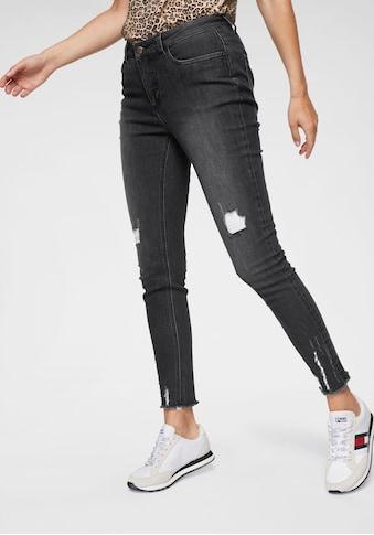 Aniston CASUAL Skinny-fit-Jeans, mit Destroyed-Effekt kaufen