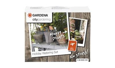 GARDENA Bewässerungssystem »Urlaubsbewässerung 1265 Set«, Urlaubsbewässerung kaufen