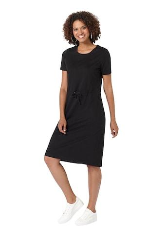 Casual Looks Jersey - Kleid aus reiner Baumwolle kaufen