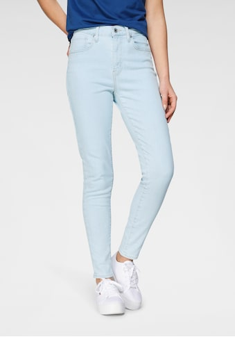 Levi's® Skinny-fit-Jeans »Mile High Super Skinny«, High Waist kaufen