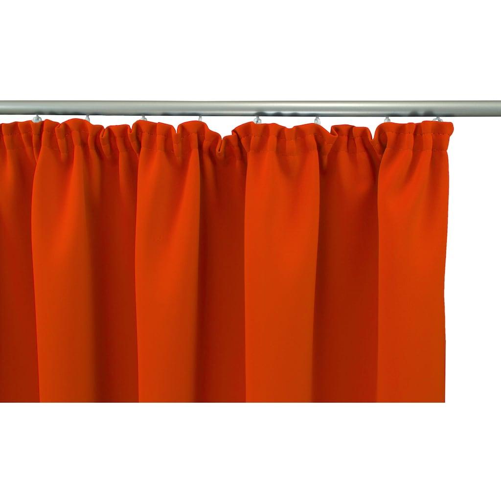 Vorhang, »Leon«, VHG, Kräuselband 1 Stück