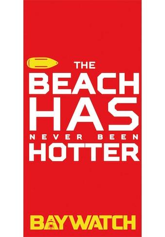"""Strandtuch """"Hotter Beach"""" kaufen"""