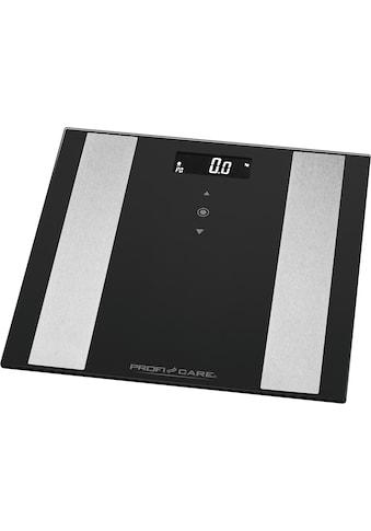 "ProfiCare Körper - Analyse - Waage ""PC - PW 3007 FA"" kaufen"