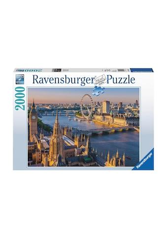 Ravensburger Puzzle »Stimmungsvolles London« kaufen