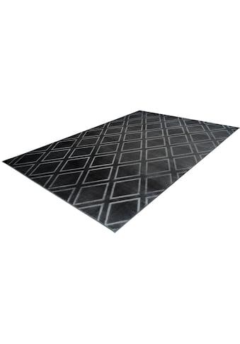 Leonique Teppich »Ledion«, rechteckig, 7 mm Höhe, besonders weich durch Microfaser,... kaufen