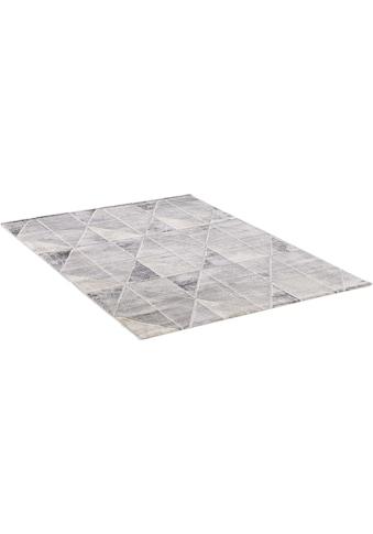 Teppich, »Harmony 3212«, Sanat, rechteckig, Höhe 12 mm, maschinell gewebt kaufen