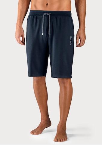 Bench. Sweatshorts, mit seitlichen Taschen kaufen