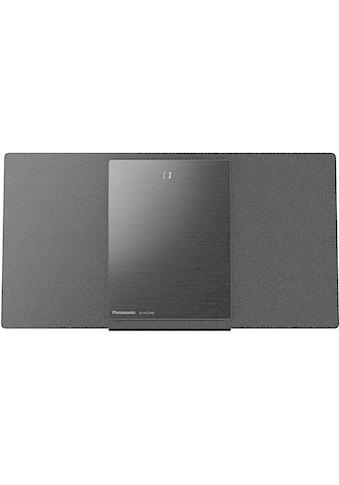 Micro - HiFi Anlage, Panasonic, »SC - HC2040 Schwarz« kaufen
