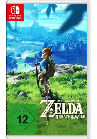 The Legend of Zelda: Breath of the Wild Nintendo Switch kaufen