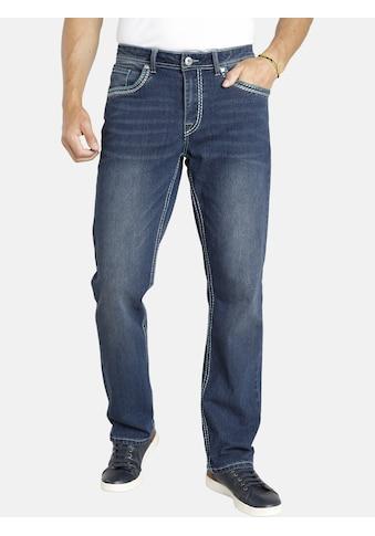 Jan Vanderstorm 5-Pocket-Jeans »MORTEN«, Tiefbund-Jeans mit Stretch kaufen