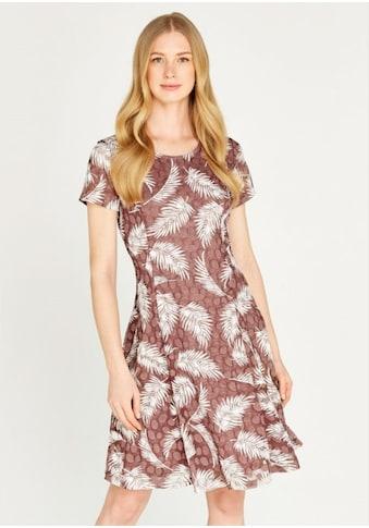 Apricot Meshkleid »Fern Rubber Print Skater Dress«, mit Farn-Druck kaufen