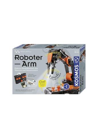 Experimentierkasten, Kosmos, »Roboter - Arm« kaufen